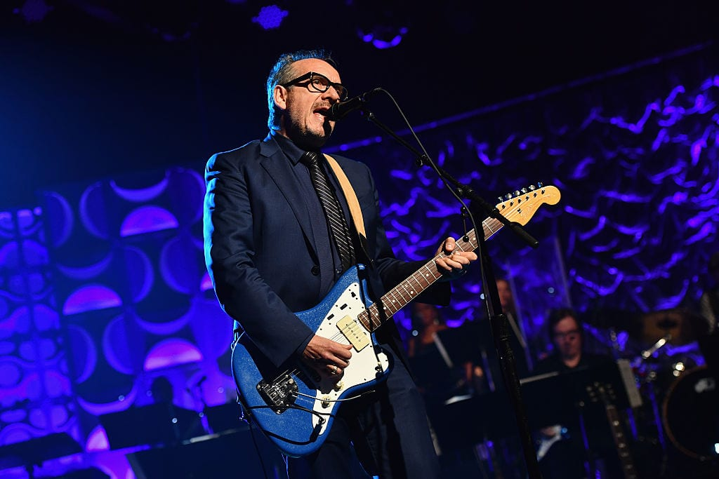 Elvis Costello's Hey Clockface is an ambitious, eclectic thrill