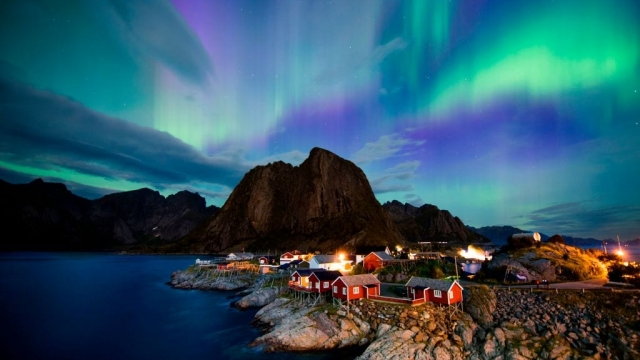 Experiences such as seeing the Northern Lights loom large in the narrative of our life