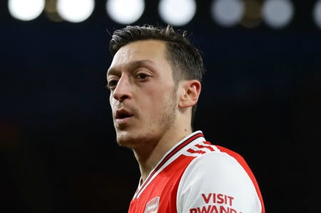 Mesut Ozil's transfer future has been laid out in an exclusive interview with his agent over his contract, with i's Sam Cunningham. (Getty Images)
