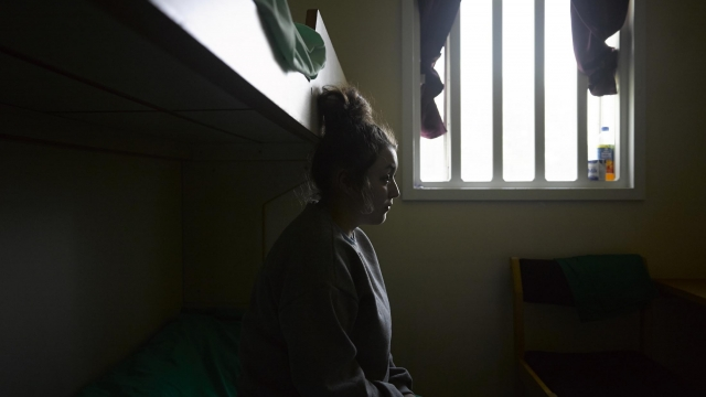 Young offenders are struggling with the level of care available, the report warns (Photo: Channel 4)