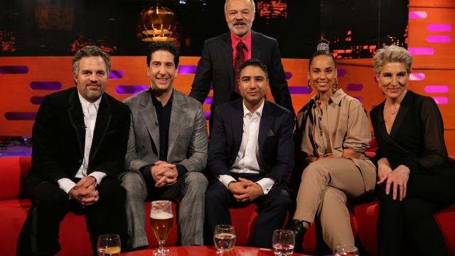 The Graham Norton Show guests