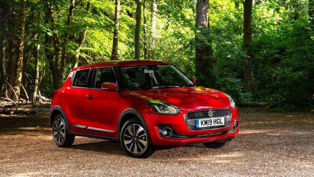 Article thumbnail: Suzuki Swift hybrid