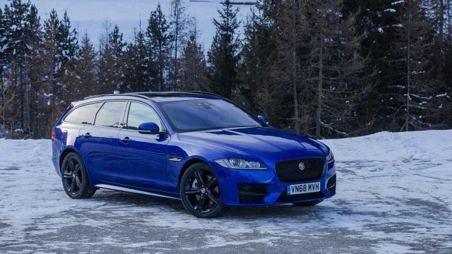 Article thumbnail: Jaguar XF Sportbrake