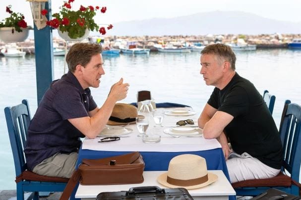 Rob Brydon and Steve Coogan are back for another series of The Trip (Photo: Sky One)