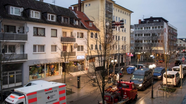 Germany's federal prosecutor, Peter Frank, said that all nine people killed were of foreign backgrounds and that six others were injured, one seriously
