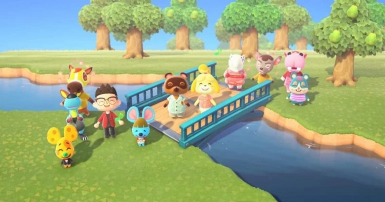 Animal Crossing soothed millions of fans during lockdown (Photo: Nintendo)