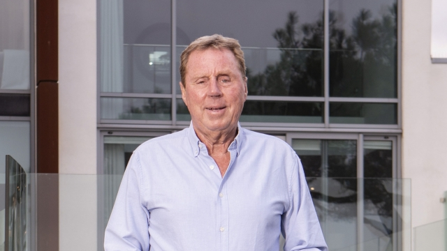 Harry Redknapp owns a house in Sandbanks, one of the most expensive postcodes in the UK