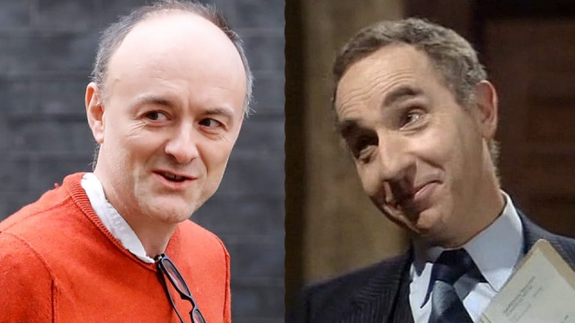 Dominic Cummings would meet his match in Sir Humphrey, Yes Minister's writer says
