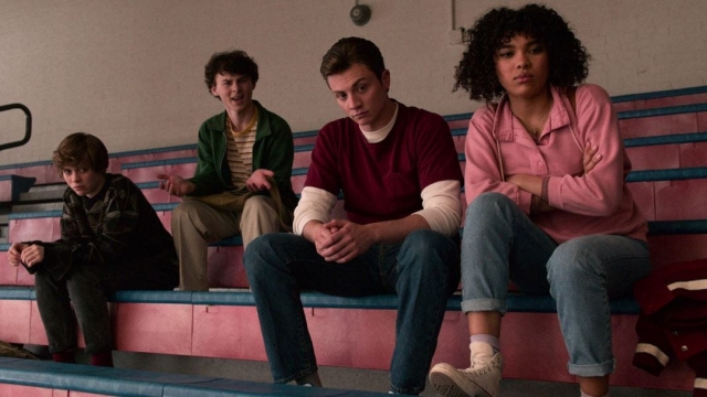 The cast of new Netflix teen comedy, I Am Not Okay With This