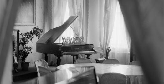 That's no tuber: The Bechstein once sold for a bag of potatoes (Photo: Michael Turek)