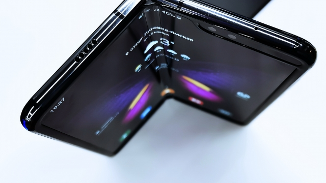Samsung unveils new foldable phone at Unpacked launch tonight (Photo: Shutter)