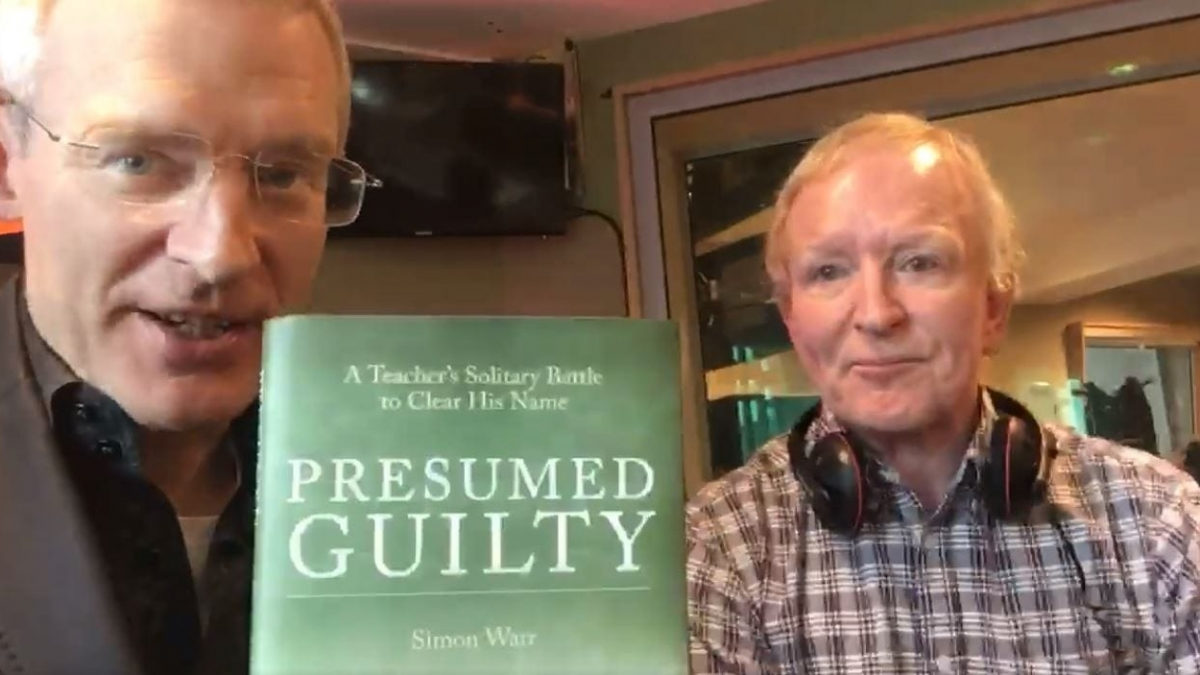 Simon Warr: BBC broadcaster and former teacher says he is ...