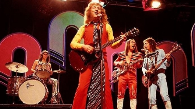 Don Powell was this week relieved of his duties as Slade's drummer (Photo: Handout)