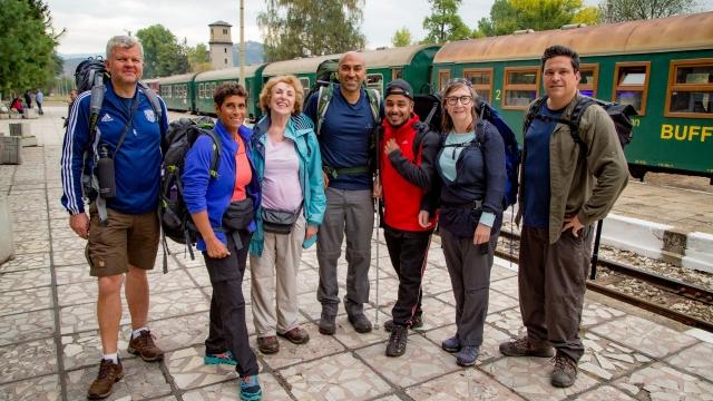 Pilgrimage Road To Istanbul cast