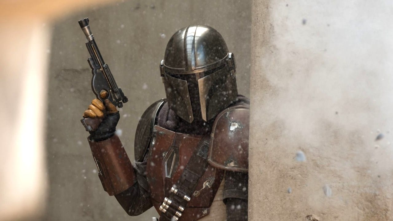 The Mandalorian Disney Plus UK