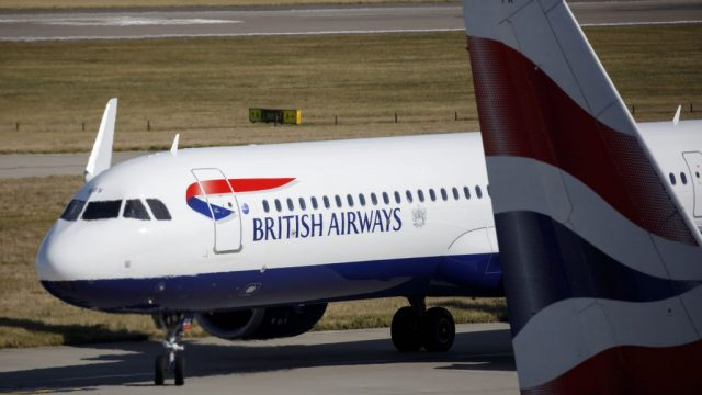 British Airways has cancelled all flights from Gatwick due to a lack of demand (Photo: Tolga Akmen/AFP via Getty Images)