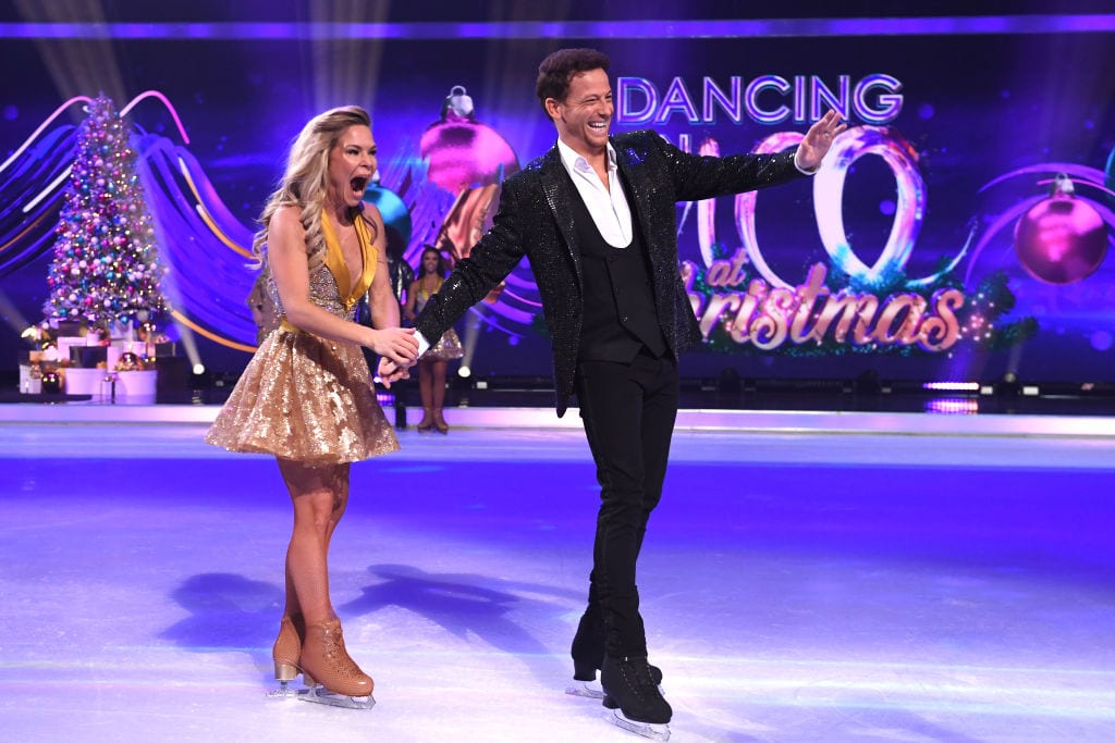 Who Won Dancing On Ice 2020 Last Night Joe Swash And Alex Murphy Crowned Winners In Final Results In Full