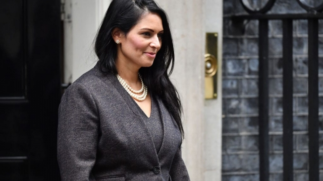 Priti Patel is accused of bullying officials (Photo: Leon Neal/Getty Images)