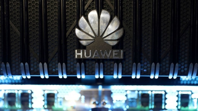 Huawei is being allowed to help build the UK's 5G (Photo: Getty Images)