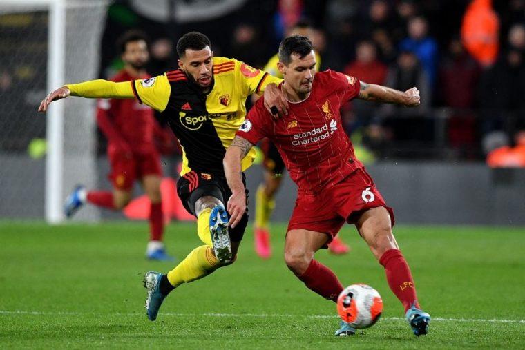 Dejan Lovren has left Liverpool (Photo: Getty)