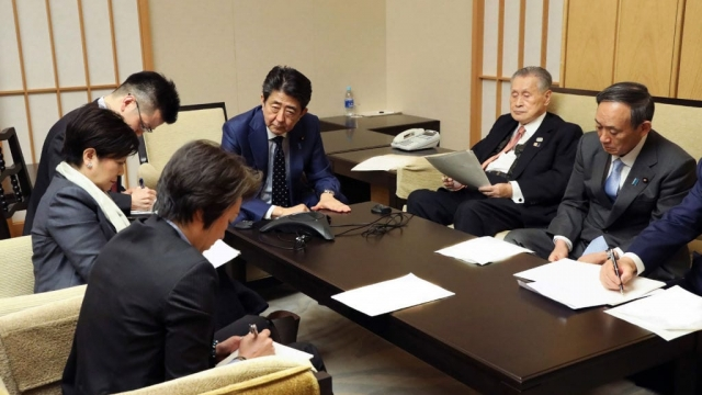 The future of the Tokyo Olympic Games has been discussed for weeks in light of the coronavirus outbreak