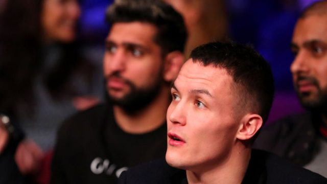 Josh Warrington On Fighting With His Dad Reading Steve Jobs And Punching Well Above His Weight