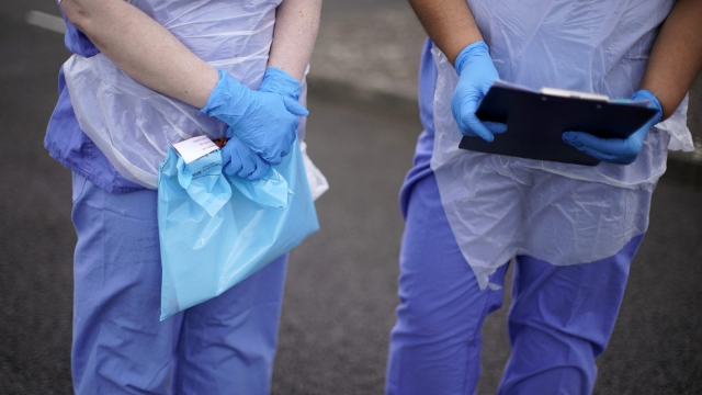 NHS staff will be issued the guidelines