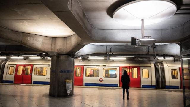 Commuters Abandon London Bus Service During Coronavirus Pandemic