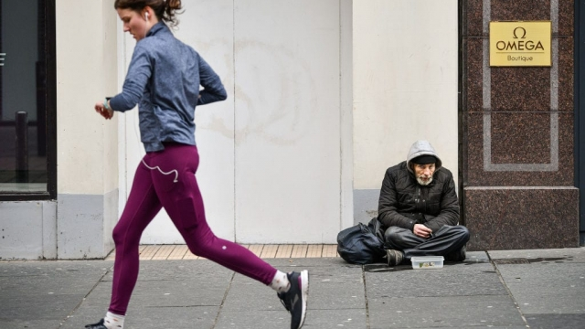 The plan is designed to help homeless people with nowhere to self-isolate (Photo: Getty)