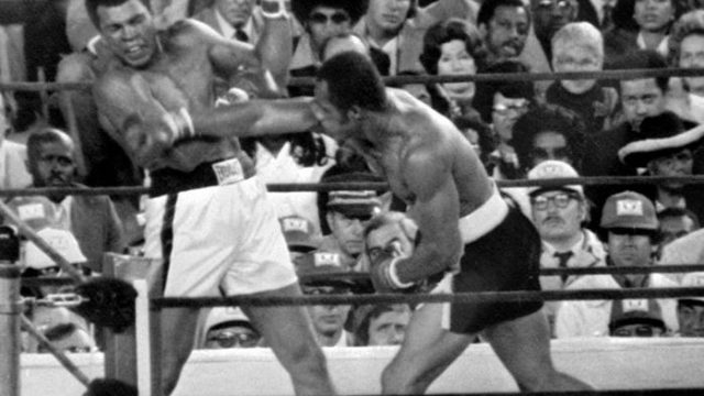Muhammad Ali fought Ken Norton three times in all