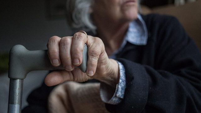 Care homes are under pressure from coronavirus (Photo: Matt Cardy/Getty Images)