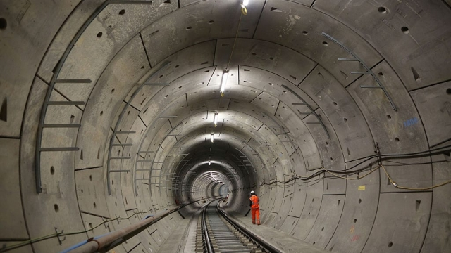 Image result for tunnel between scotland and ireland