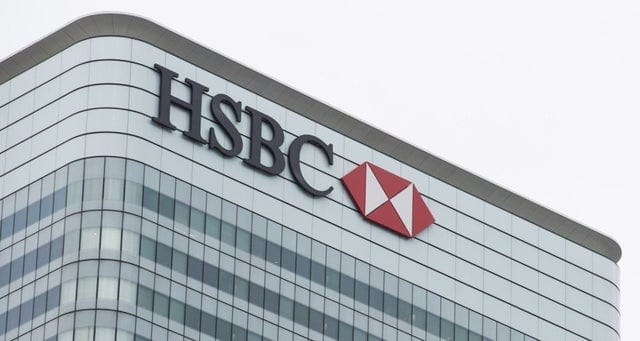 HSBC confirmed the global redundancies as part of its restructuring plan last month (Photo: Matt Crossick/PA Wire)