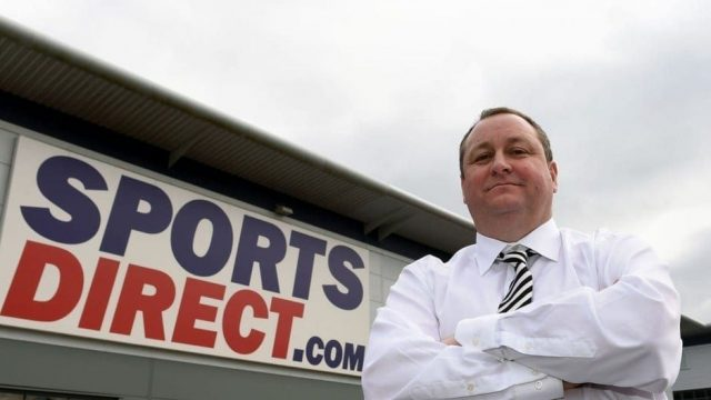 """Mike Ashley said his actions had been """"ill-judged and poorly timed"""" (Photo: Joe Giddens/PA Wire)"""