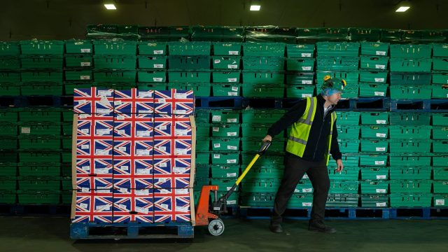 Supermarkets are recruiting thousands of extra workers to meet soaring demand