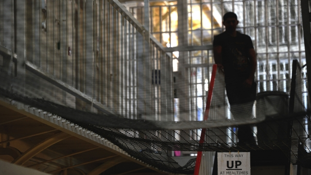 Prison officers and management are concerned by the Government's refusal to contemplate temporary release of low-risk offenders