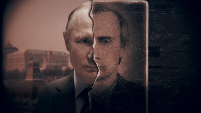 Putin: A Russian Spy Story has been three years in the making (Photo: Channel 4)