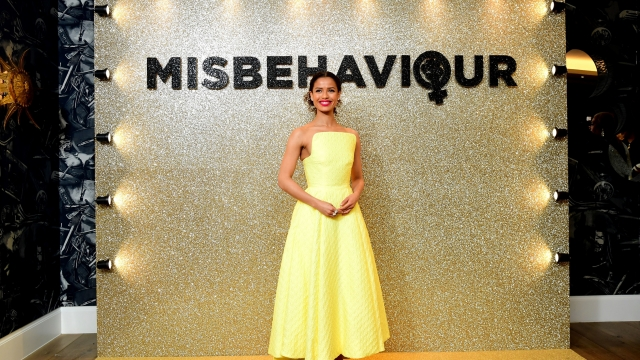 Gugu Mbatha-Raw attending the Misbehaviour World Premiere