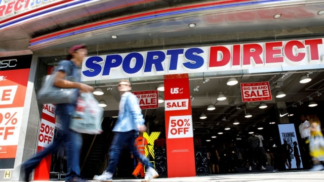 Sports Direct owner Frasers Group suggested the retailer was 'uniquely well placed' to help support the nation during the coronavirus crisis (Photo: Getty)