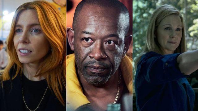 Stacey Dooley Investigates: Spycam Sex Criminals, Save Me Too, Ozark (Photos: BBC, Sky, Netflix)