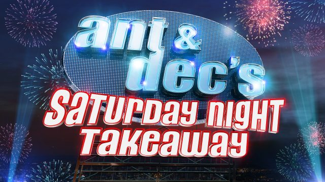 Saturday Night Takeaway logo