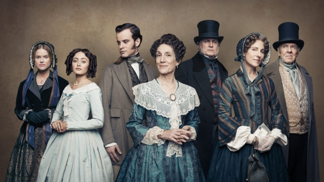 Article thumbnail: Julian Fellowes's new period drama airs on ITV on Sunday 15 March