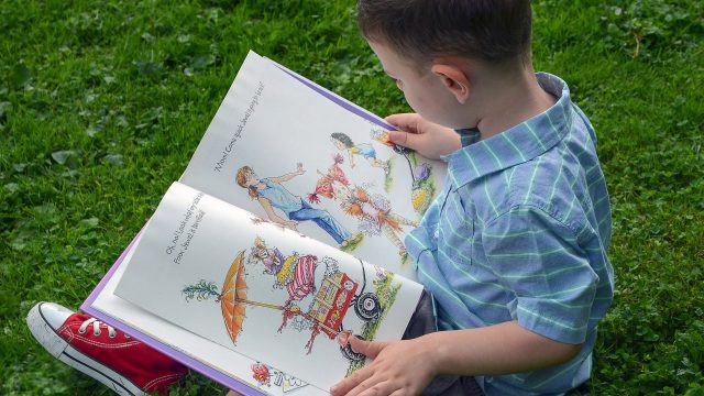Children are reading less than they used to (Photo: Francine Sreca/Pixabay)