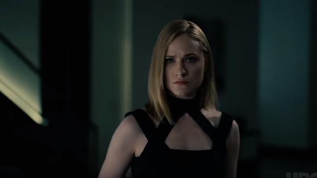 Evan Rachel Wood has returned to Westworld for season three