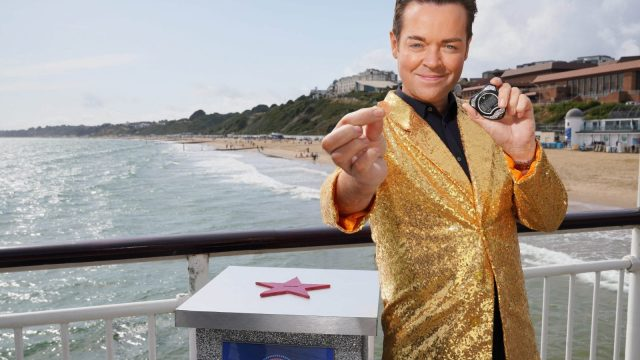 Stephen Mulhern returns with his Saturday Night Takeaway spin-off game show