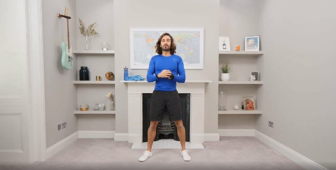 Joe Wicks, YouTube, workout, Google, Year in Search, 2020, top, searches, this year, questions, trends