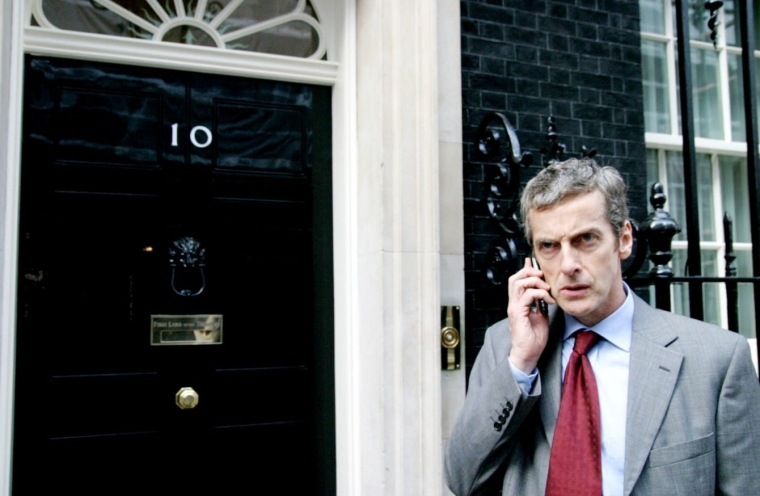 Peter Capaldi starred in The Thick Of It (Photo: BBC)