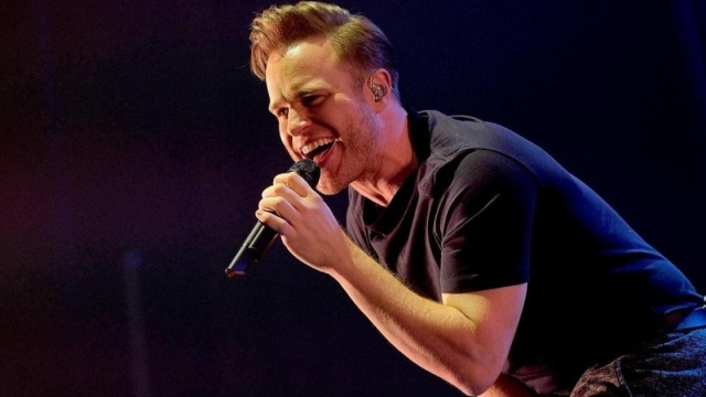 Olly Murs said he had received 'overwhelming' support from the public in response to his comments (Photo: Tommy Jackson/Getty)