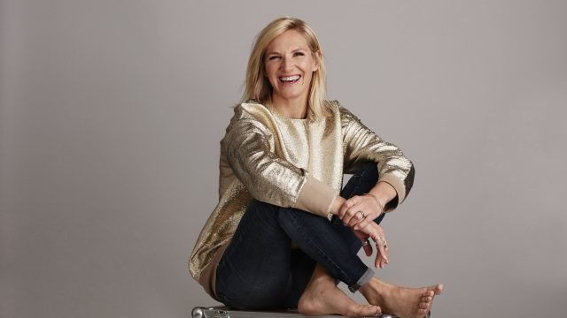 Jo Whiley says that radio is a lifeline