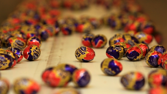 The number of Easter eggs out of stock this year is double what it was in 2019 (Photo: Getty)